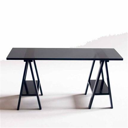 Miniaturas estudio oficios - Mesa con caballetes ...